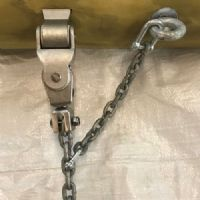 Universal Swing Hangers and safety chain
